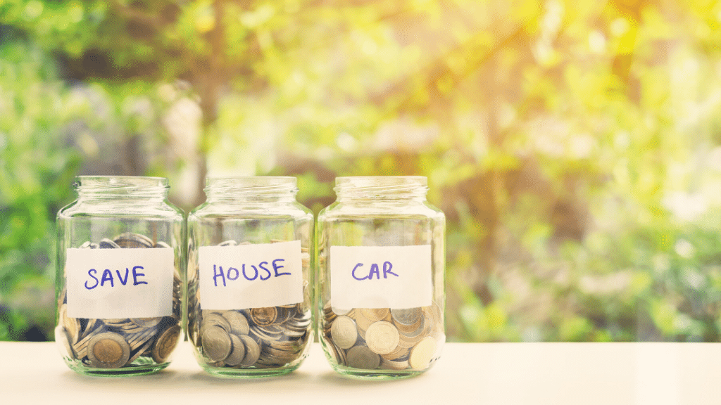 5 Tips To Save for A Down Payment
